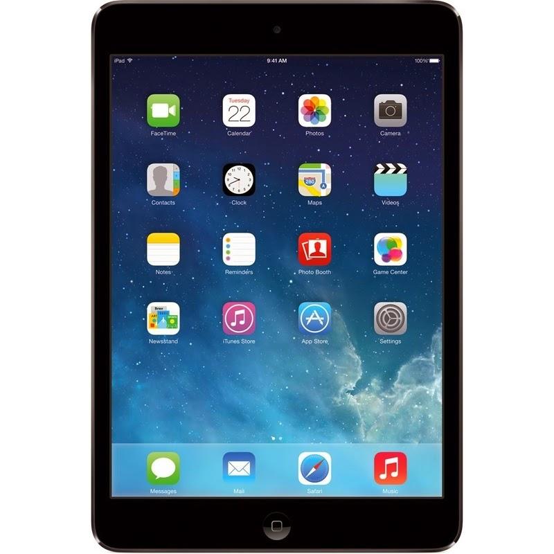 Spesifikasi Dan Harga Apple iPad Mini 16GB 3G Black Terbaru