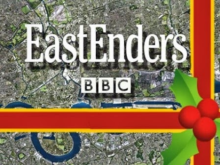 the bbc is releasing every episode of eastenders in a package of 250 box sets comprising 750 discs with a running time of 2250 hours - Giant Christmas Hours
