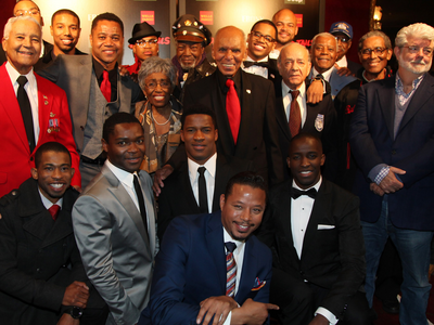RED TAILS WORLD PREMIERE, NYC | The Latest from Parish PR