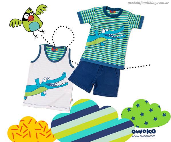 moda infantil 2014 owoko