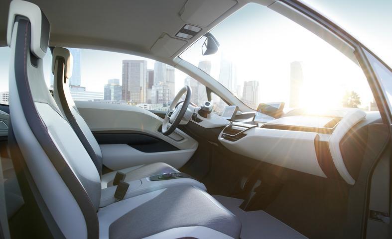 2012 BMW i3 Coupe Concept | Auto Cars Concept