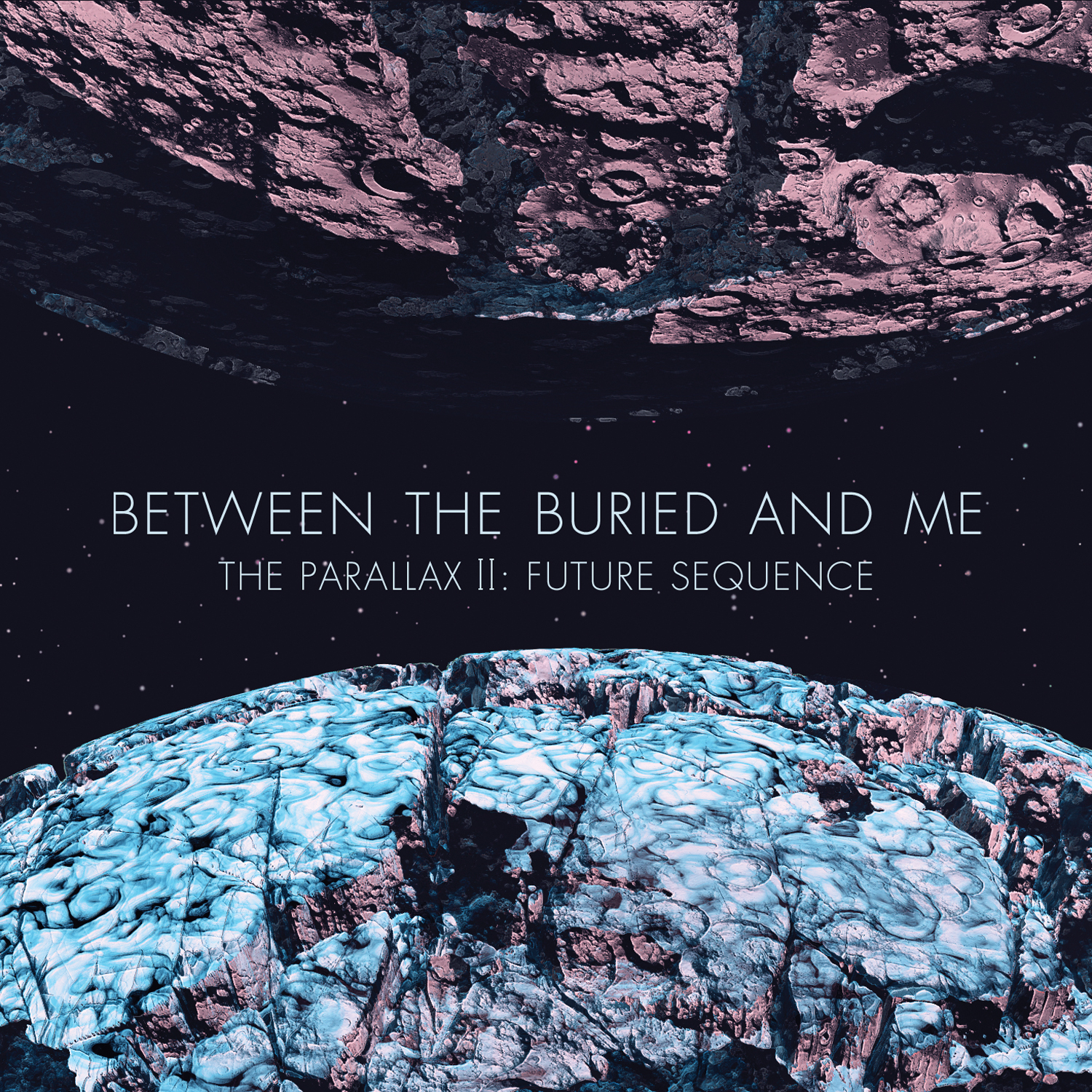 Between The Buried And...
