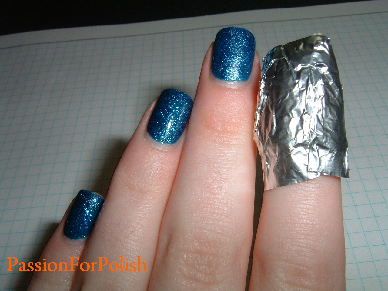 PassionForPolish: How To: The Foil Method