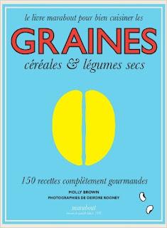Graines cereales et legumineuses - Selection livres à offrir pour Noel