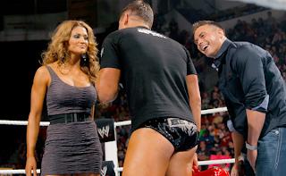 WWE The Miz Girlfriend