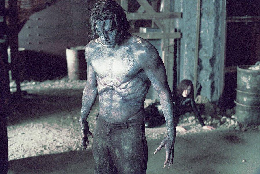 Vampire Sun  Werewolf Moon  pt  1 Underworld Marcus Hybrid