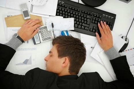 Faktor Sederhana yang Membuat Mudah Lelah