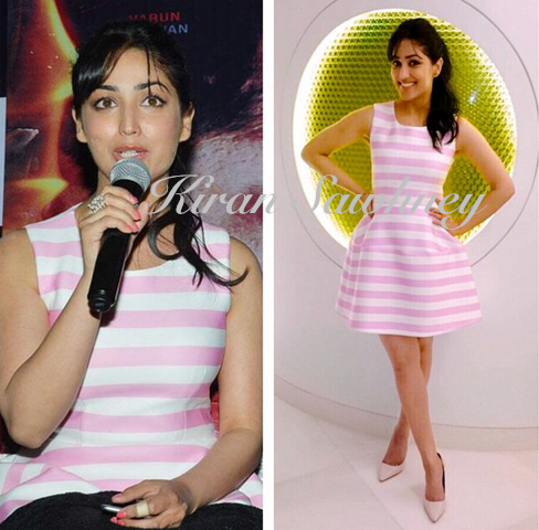 Yami Gautam in Madison on Peddar