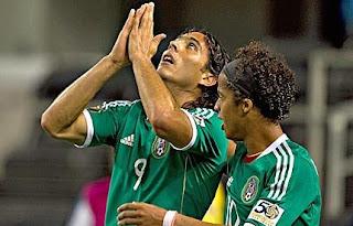 Jugadores Convocados de México para la Copa América 2011