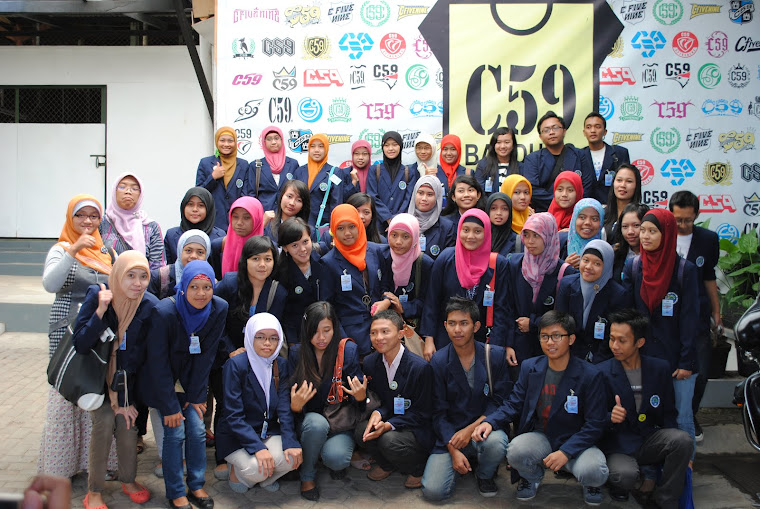 this is my family in State University of Malang