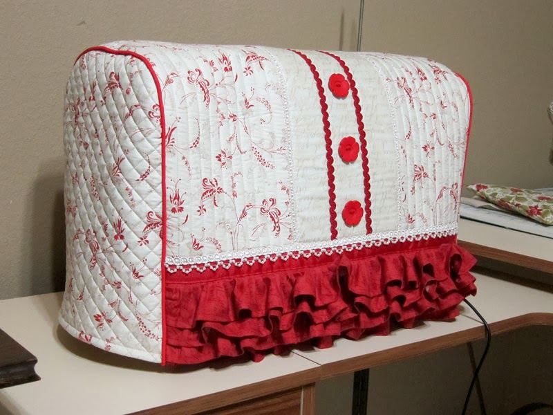 Чехол на швейную машинку своими руками сшить