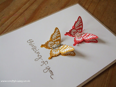 Papillon Potpourri, Stampin' Up!