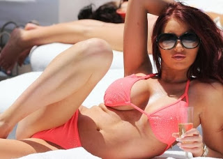 Amy Childs en Londres SUPER HOT