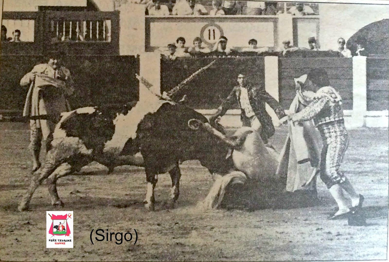GIJON 1983 SIRGO