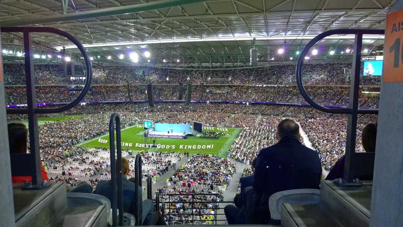 melbourne etihad stadium