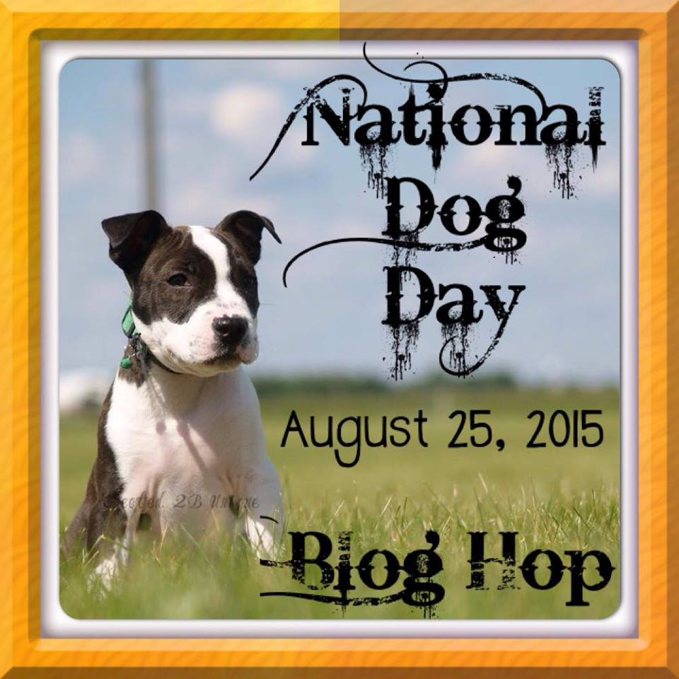 National Dog Day Blog Hop