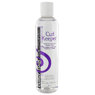 Leticia Fontaine, Cosmetics Aficionado, beauty blog, beauty blogger, interview, First Look Fridays, Leticia Fontaine's favorite beauty products, Curly Hair Solutions Curl Keeper
