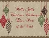 Holly Jolly Christmas Challenge Top Pick
