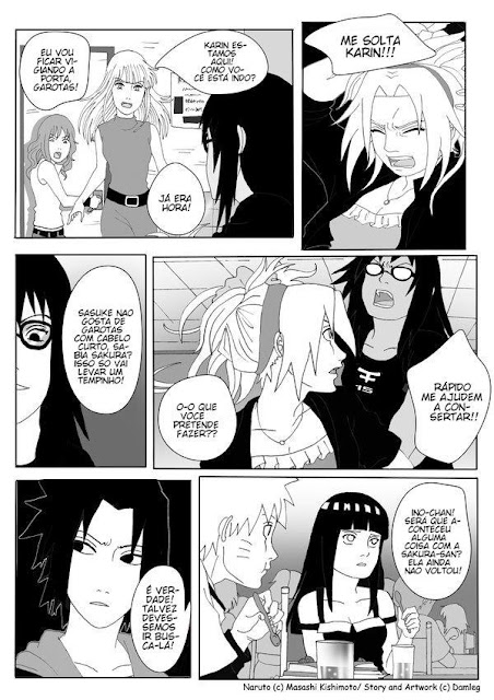 Baca Naruto Konoha High School Chapter 2 by Damleg
