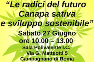 Seminario sulla reintroduzione della coltivazione della canapa sativa nel territorio