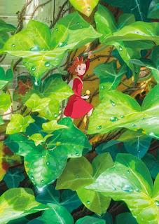 assistir - Karigurashi no Arrietty Dublado - online