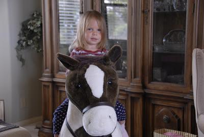 pretend toy pony