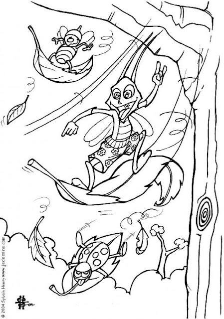 Autumn Coloring Pages4