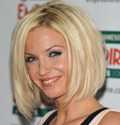 Sharp Medium Hairstyles 2013