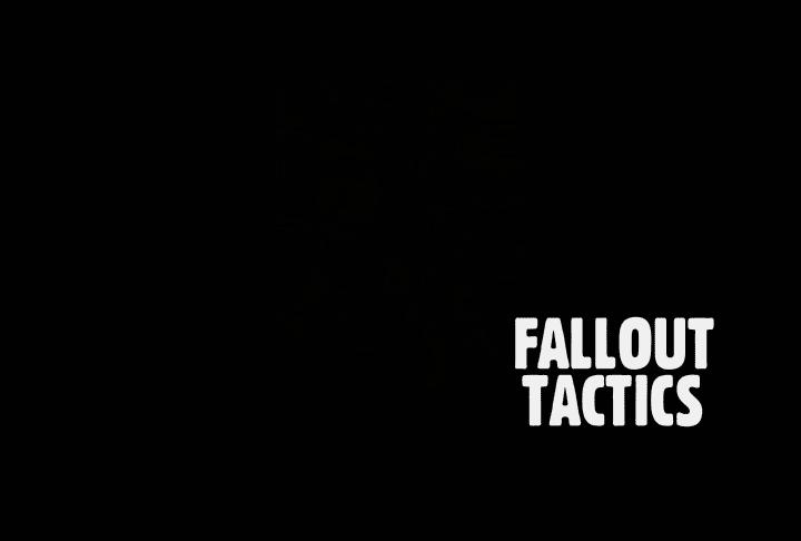Fallout Tactics title logo