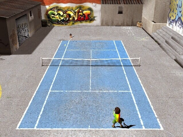 Street Tennis Full Setup For PC