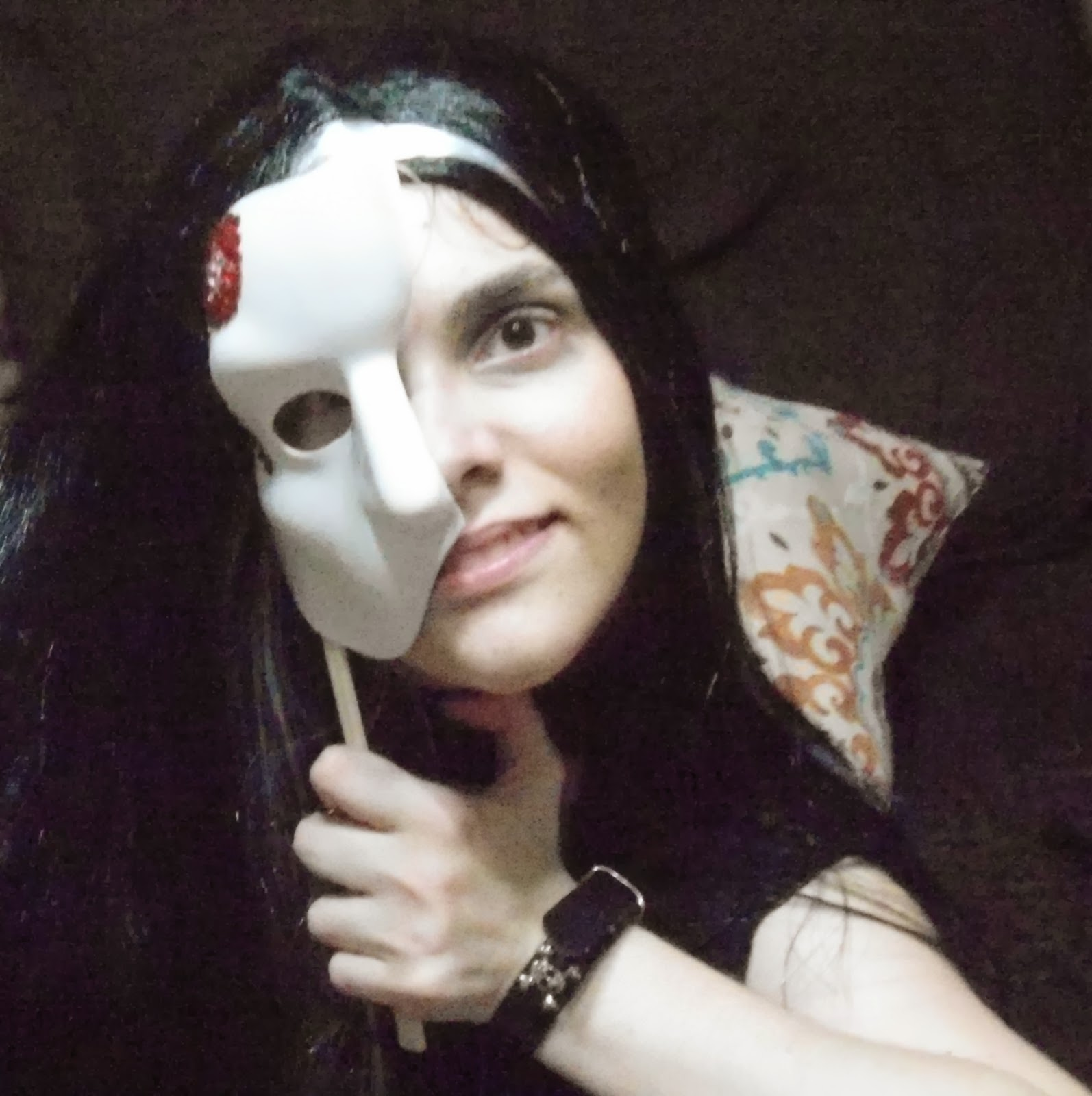 Cosplay Erik, The Phantom of The Opera - Lady.Quelzinha