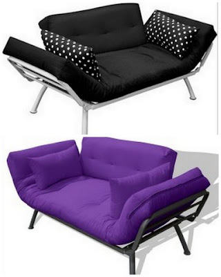 AFA Futons, Mali Sofas with Pewter Frames, Entertaining Area Furniture, Futons, Stylish Futons