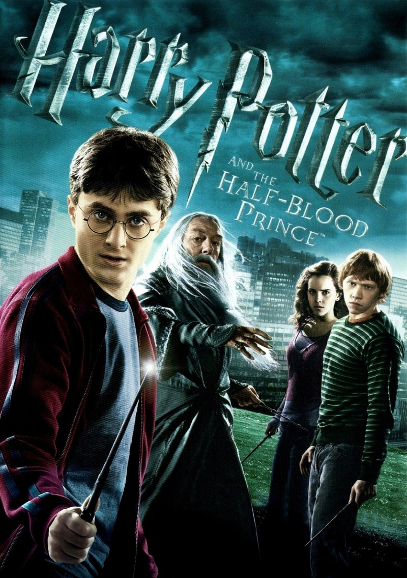 based on the book harry potter and the half blood prince