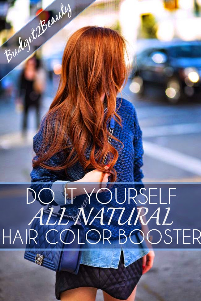 Budget2beauty diy all natural hair color booster diy all natural hair color booster solutioingenieria Images
