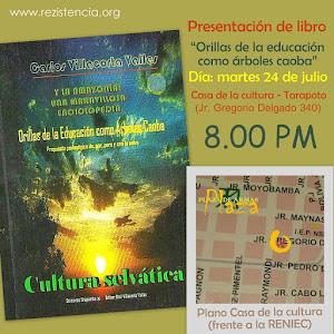 ♠ Libro ORILLAS DE LA EDUCACIÓN COMO ÁRBOLES CAOBA. Para adquirir escribir a odesi12@yahoo.es se le