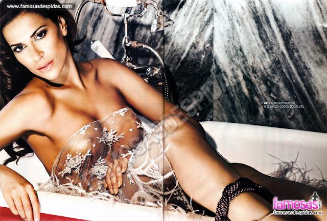 Dânia Neto na Playboy