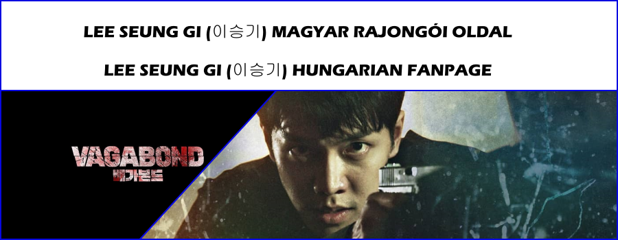 Lee Seung Gi (이승기) magyar rajongói oldal