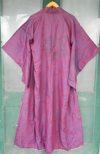 vintage kimono, ithaca, japanese kimono