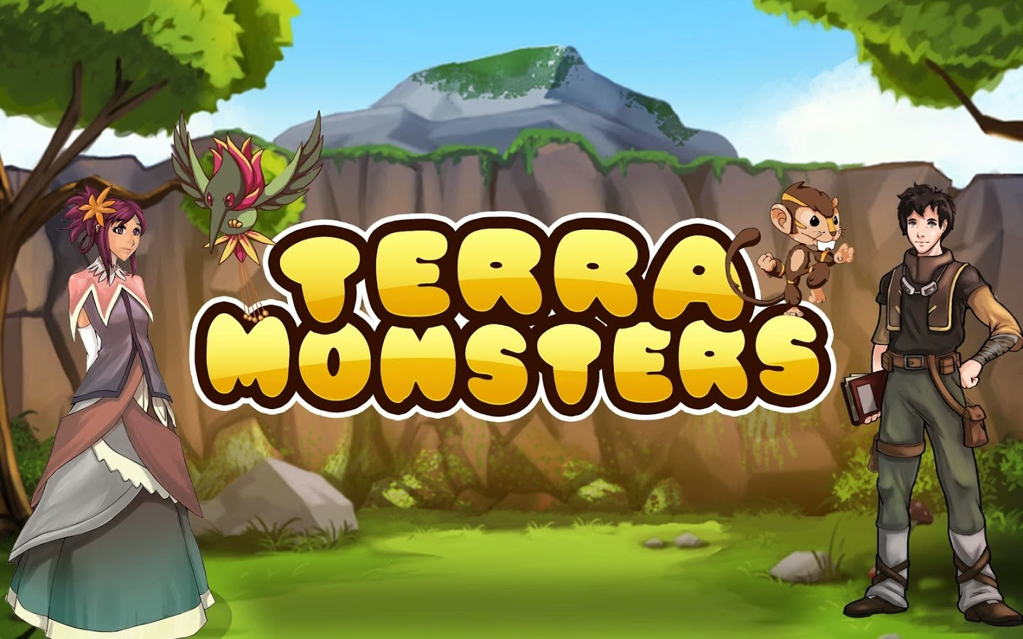 Terra Monsters FULL APK MOD (Unlimited Coins/Gems)