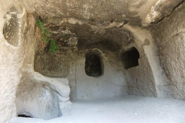 Iglesia - Valle de Ihlara