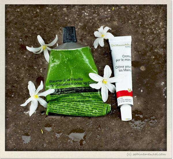 Psynopsis Aesop Geranium Leaf Body Balm Dr.Hauschka Hand Cream