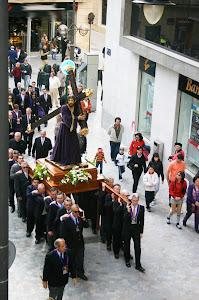 Via Crucis del Nazareno de Cartagena 2013