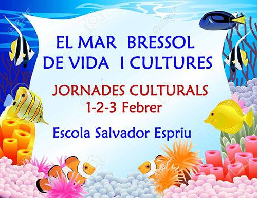 Jornades culturals escola Salvador Espriu 2016