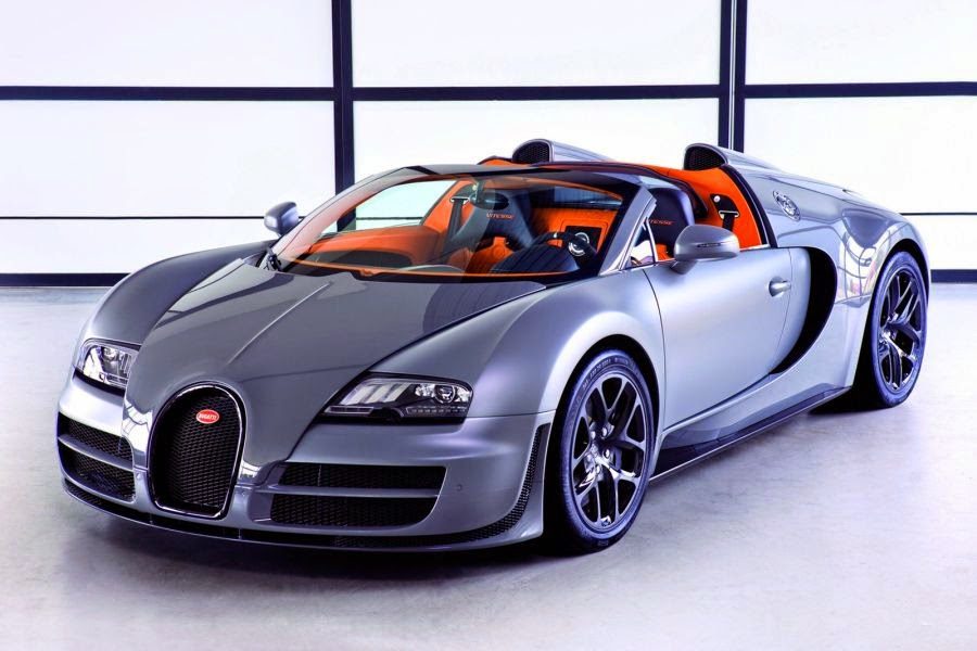 Bugatti Veyron Grand Sports Vitesse Top Sports Cars