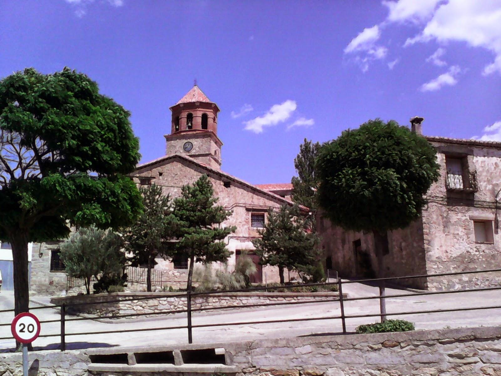 Iglesia de Terriente