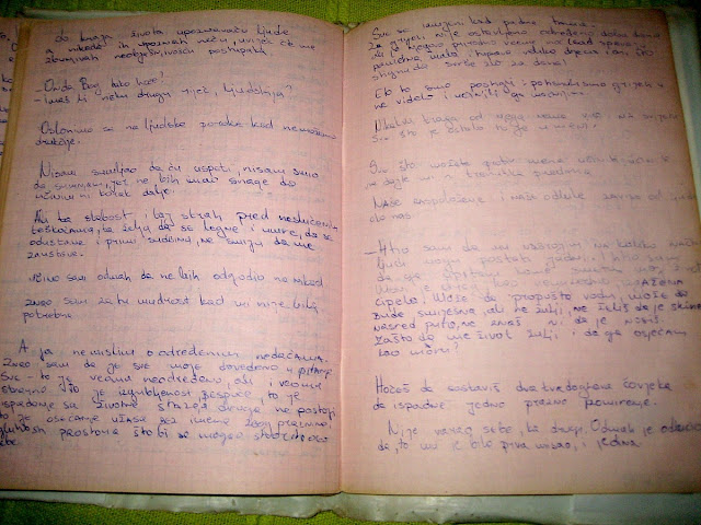 Mesa Selimovic, Dervis i smrt , citati