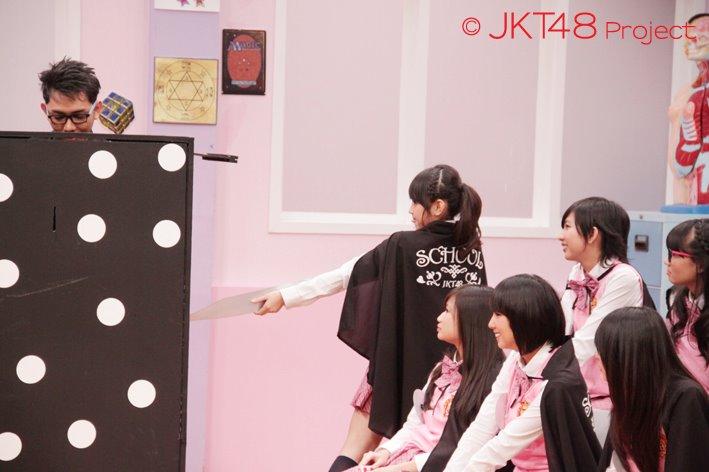 Galeri foto JKT48 episode 7 [ magic ]