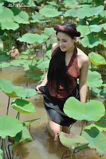 Thai nha van lo nhu hoa 039 Trọn bộ ảnh Thái Nhã Vân lộ nhũ hoa cực đẹp