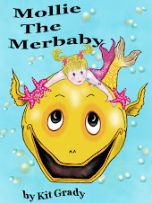 Mollie The Merbaby, New with Meegenius