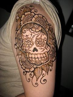 Quarter Sleeve Tattoo Ideas - Quarter Sleeve Tattoo Design Photo Gallery
